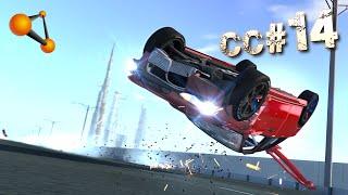BeamNG.drive - Crash Compilation #14