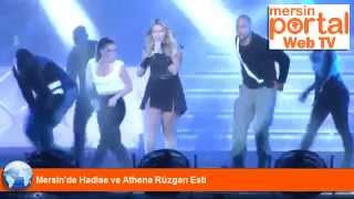preview picture of video 'Mersin'de Hadise ve Athena Rüzgarı Esti'