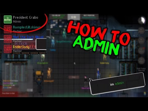 HOW TO PLAY AS ADMIN   Mindnight Mainframe