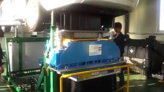 [한상기] 르노삼성 SM3 Z.E 배터리 교체 시연