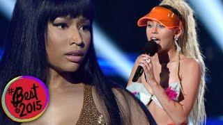 6 Times Nicki Minaj Threw Shade In 2015