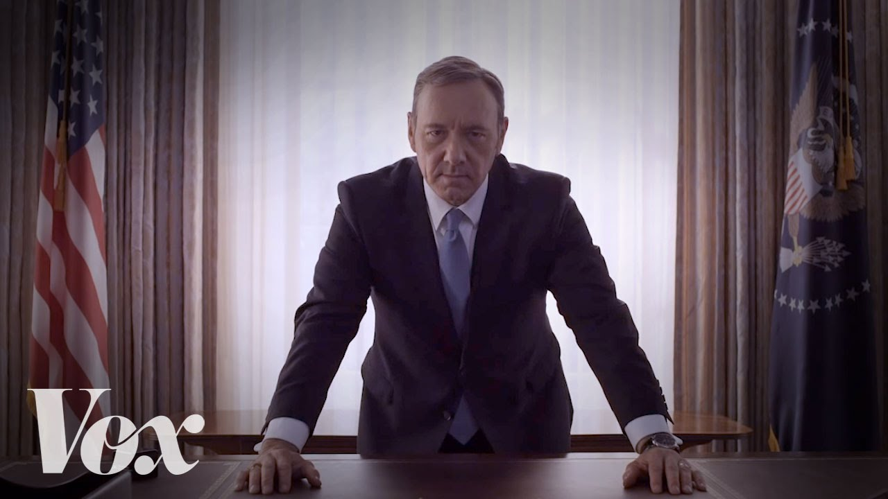 Why Kevin Spacey's accent in House of Cards sounds off thumbnail