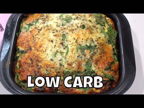 Low Carb Breakfast For Week With Linda's Pantry