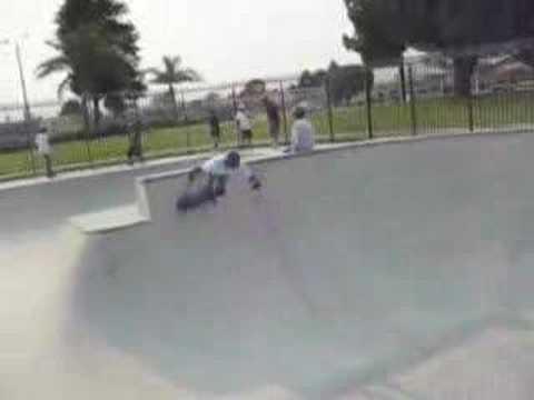 Girl Skater Abby Zace  Skate Video #3