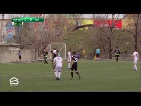 Топ-Лига-2017. Матч#4 Кара-Балта – Алга 1:4