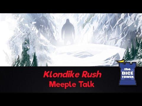 Klondike Rush Review - with Meeple Talk