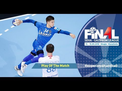 Final 4: Play of the match - Domen Makuc (Meshkov Brest vs Celje PL)