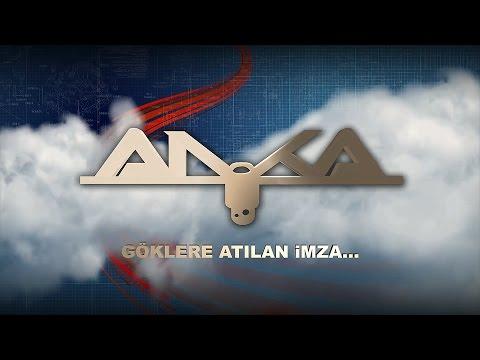 TRT BELGESEL - Zümrüdü ANKA | ANKA İnsansız Hava Aracı Belgeseli