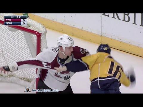 Cody Bass vs. Cody McLeod