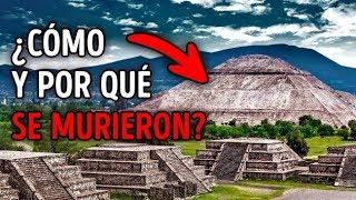 Por fin sabemos qué fue lo que mató a los aztecas