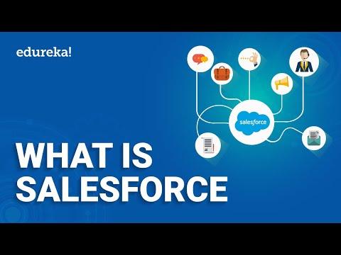 What Is Salesforce | Salesforce Sales Cloud | Salesforce Training