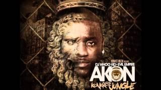 Akon Feat. Natalia Kills   Louder (LYRICS)