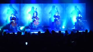 "Apocalyptica ""Harvester Of Sorrow"" (Metallica cover) Commodore, Van. BC. Sept23/17"