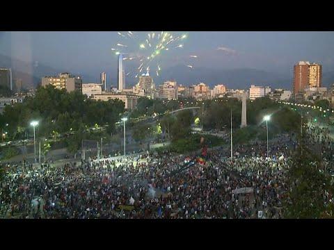 Χιλή: Μεγάλη γιορτή για τη συνταγματική αναθεώρηση