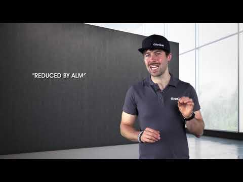 GripGrab Hi-Vis Skull cap hjelmhue Orange video
