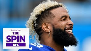 Giants owner offers 'cutting remark' on team, Odell Beckham | The Spin NFL