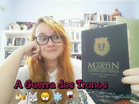 RELEITURA: A Guerra dos Tronos #Valarleroslivros - George R. R. Martin   Ana Magiero
