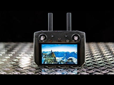 Dji Smart Controller (télécommande, Mavic 2 Pro, Mavic 2 Zoom, Mavic Air 2, Air 2S)
