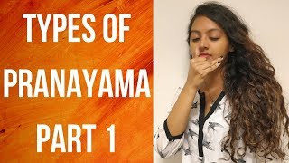 Types of Pranayama - Part 1 | Anvita Dixit | Yoga With Anvita - Download this Video in MP3, M4A, WEBM, MP4, 3GP