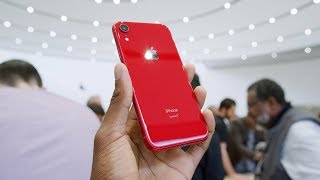 iPhone XR Impressions: All of the Colors!