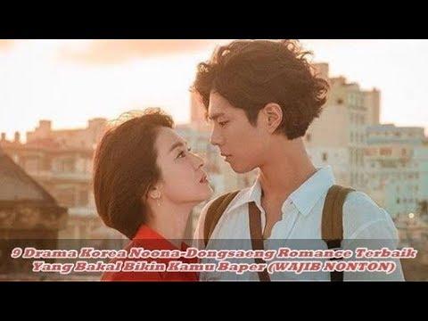 9 drama korea noona dongsaeng romance terbaik yang bakal bikin kamu baper  wajib nonton