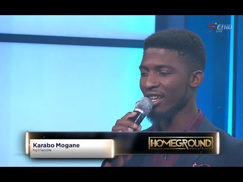 "Homeground: Karabo Mogane ""Ngithandile"" Performance"