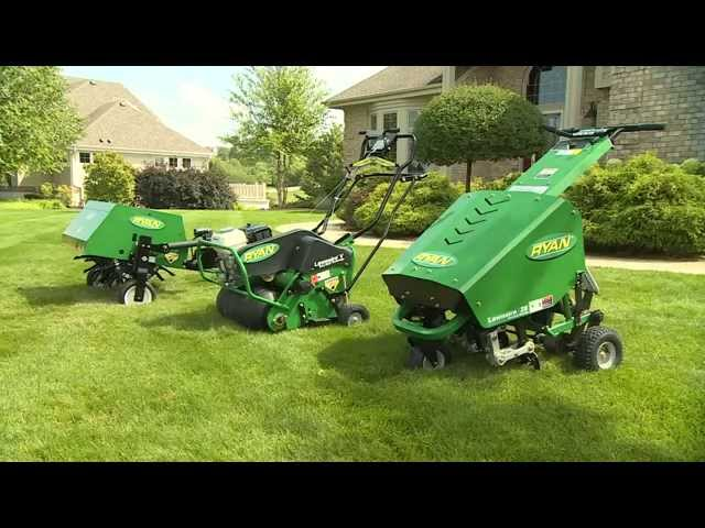 Grow Your Business With Lawn Aeration