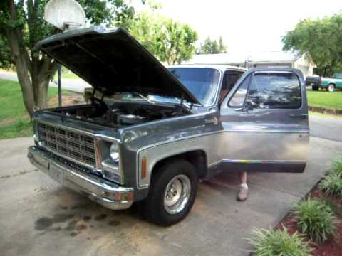 1979 Chevy Truck >> 1979 Chevrolet Silverado For Sale In Greenville Ky Price 7 500
