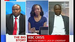 The Big Story: IEBC in crisis after resignation of three commissioners