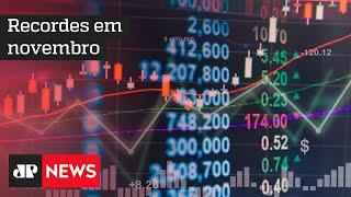 Bolsas de valores têm recordes positivos no exterior em novembro