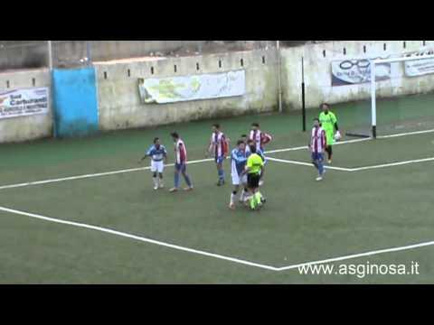 Preview video GINOSA-PEZZE 0-0 Il Ginosa non riesce ad abbattere le barricate del Pezze