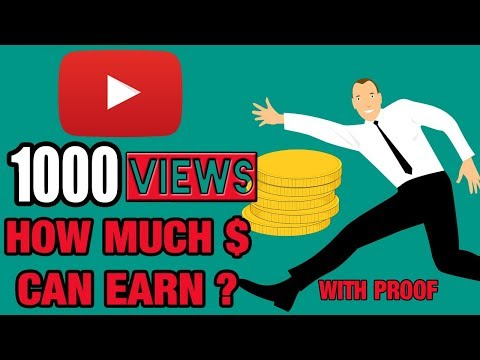 How Much Money YouTube Pay For Per 1000 Views In Bangladesh