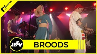 Broods   Peach | Live @ JBTV
