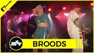 Broods   Peach | Live @ JBTV