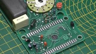 Fluke 75 Multimeter Repair