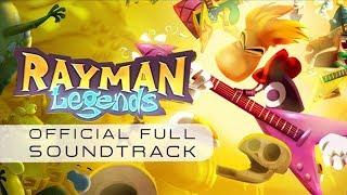 "Video thumbnail of ""Rayman Legends OST - The Mushroom Whistler (Track 19)"""
