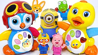 Help! The Evil Minions Are Bothering Pororo And His Friends! | PinkyPopTOY
