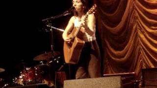 Ani Difranco - Paradigm (Fresno, CA 10/14/09)