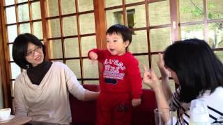 "My Baby Hong Singing ""Hu Gu Po"""