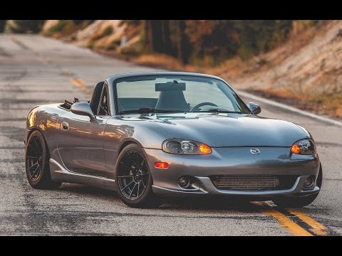 Modified Mazdaspeed 'NB' Miata - One Take