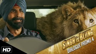 Singh Is Bliing | Dialogue Promo 4 | Akshay Kumar | In cinemas this Friday