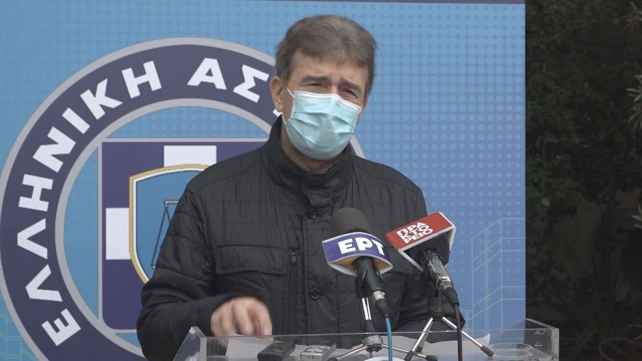 Δήλωση του υπουργού Προστασίας του Πολίτη Μιχάλη Χρυσοχοΐδη απο τη Θεσσαλονίκη