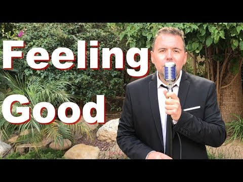 Feeling Good - Michael Bubblé (Swing cover)