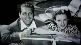Judy Garland & Johnny Mercer Love Affair