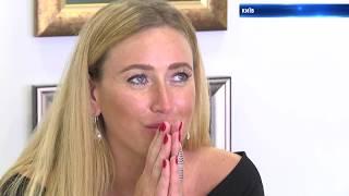 Украинки, покорившие Эверест, посетили Klitschko Expo