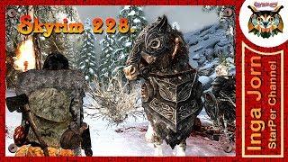 The Elder Scrolls V Skyrim + SkyRe #228 🌸 Вилья 🌸 ГОША И КОНЬ