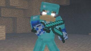 "♫ ""CRAFTED"" ♫ - Best Minecraft Song - Top Minecraft Song - Minecraft Music"