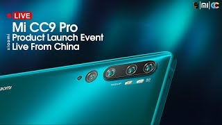 Mi CC9 Pro Launch Event | With (Chinese/Hindi) Commentry !!!