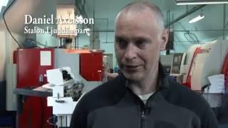 Hur tillverkar man en ljuddämpare?