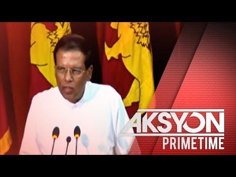[News5]  War on drugs ng Pilipinas, tutularan ng Sri Lanka?